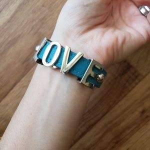 BCBG Love Snap Bracelet